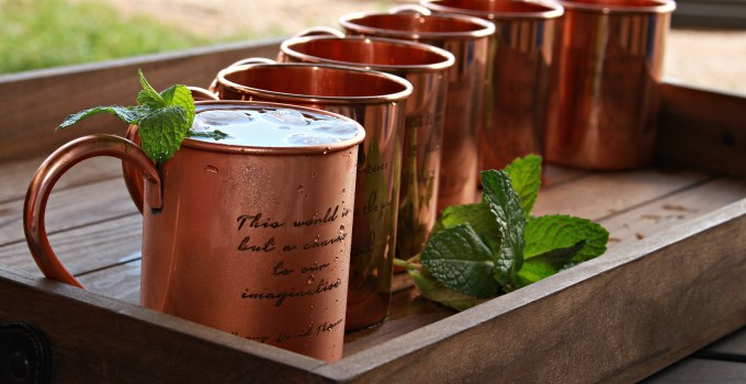 10 Refreshing Drinks For Your Copper Mug