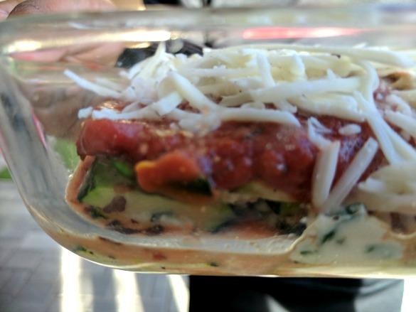 Zucchini Lasagna Layers