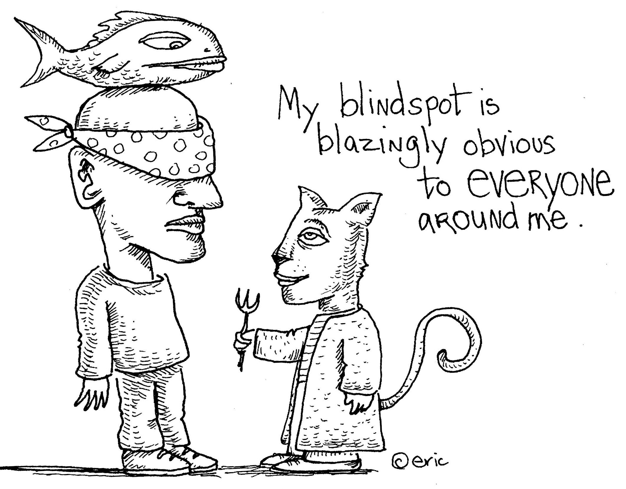 Blind Spots In Personal Growth