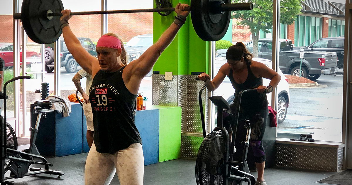May 2019 Athlete of the Month – Kristi Cox