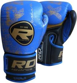 RDX Boxing Gloves BGX F4 Blue