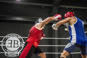 Sparring Tip No.21 Don't Fear Getting Punched