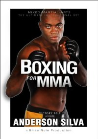 Boxing for MMA Anderson Silva Review
