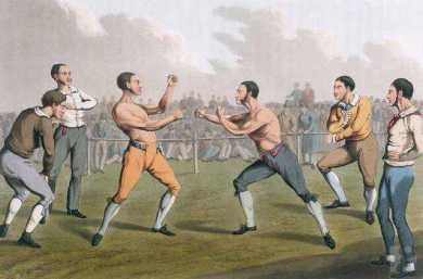Boxing History - Bareknuckle