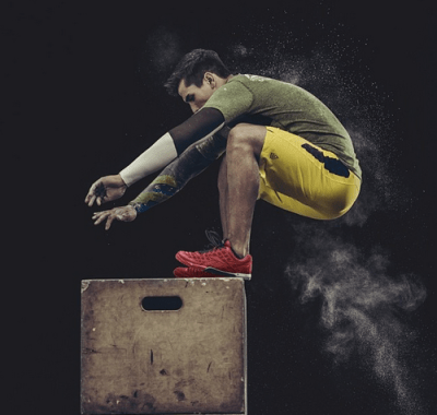 Plyometrics improve explosiveness which is vital for boxing