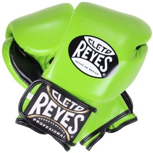 Cleto Reyes Boxing Gloves Lime Green