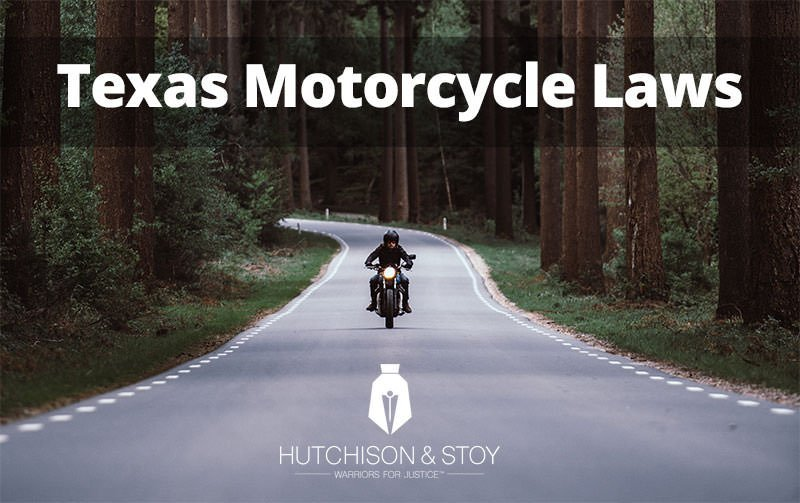 Texas Motorcycle Laws Everything You