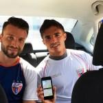 Atlante toma el primer viaje de Uber Cancún