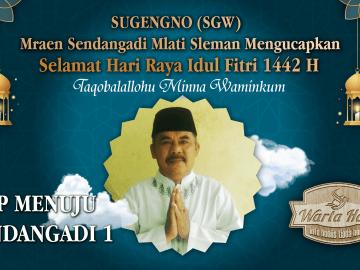 SUGENGNO-SGW-BALON- LURAH-MENUJU-SENDANGADI -1-SLEMAN