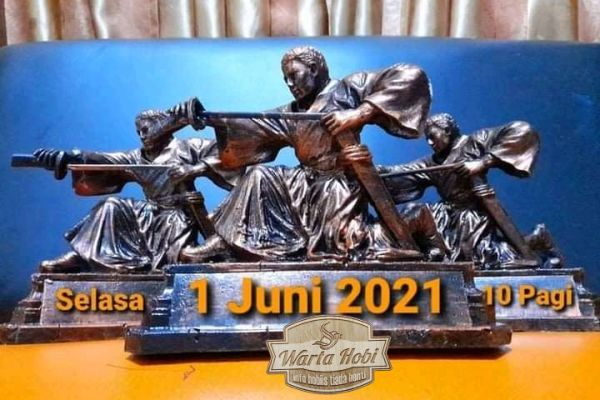 lomba burung 1 juni 2021 terkini