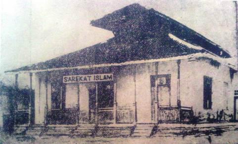 gedung Sarekat Islam Semarang