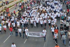 Walk for Peace and Humanity, Foto : Kemlu RI