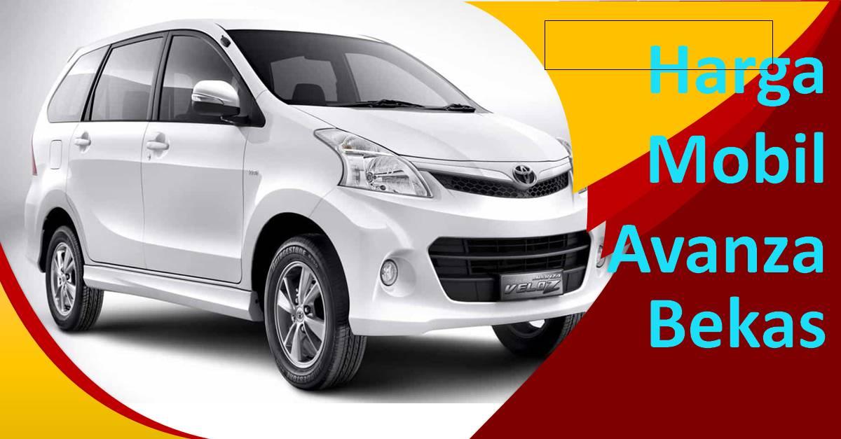 Jual toyota avanza 2010 harga baik. Daftar Harga Mobil Avanza Bekas Terbaru 2021 | Warta OTO