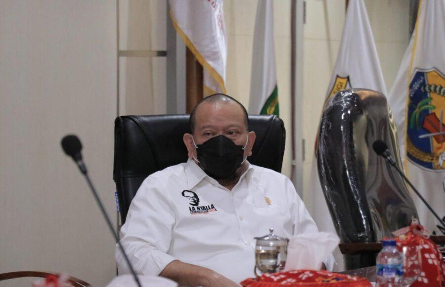Ketua DPD RI Dukung Larangan 13 Produk Crossborder Masuk RI