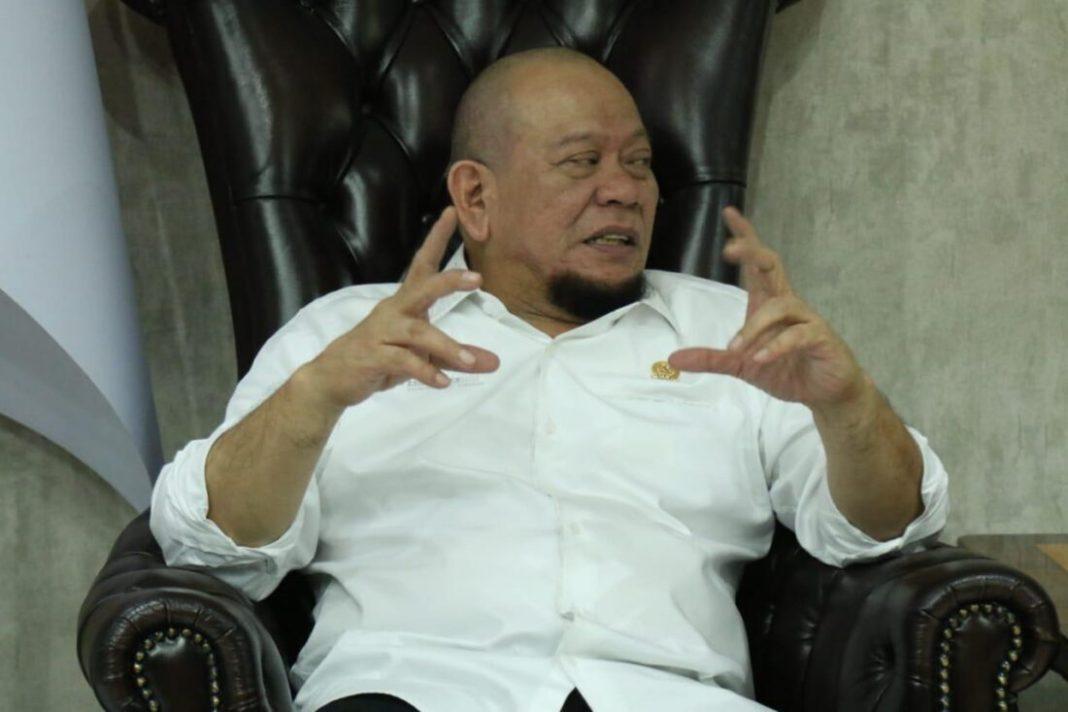Ketua DPD RI Imbau Petugas Lebih Sensitif Hadapi Masyarakat Saat Operasi PPKM Darurat