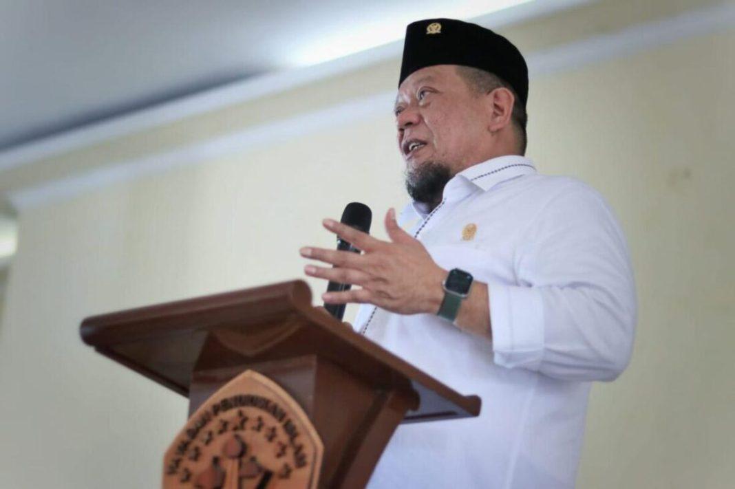 Banyak Nakes Mundur, Ketua DPD RI Minta Pemerintah Percepat Pembayaran Insentif