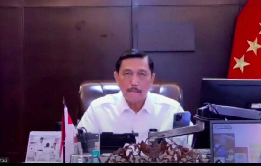Luhut: Covid di Indonesia Terkendali