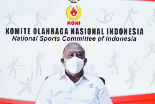 KONI Siap Dukung Penuh Penyelenggaraan PON XX Papua