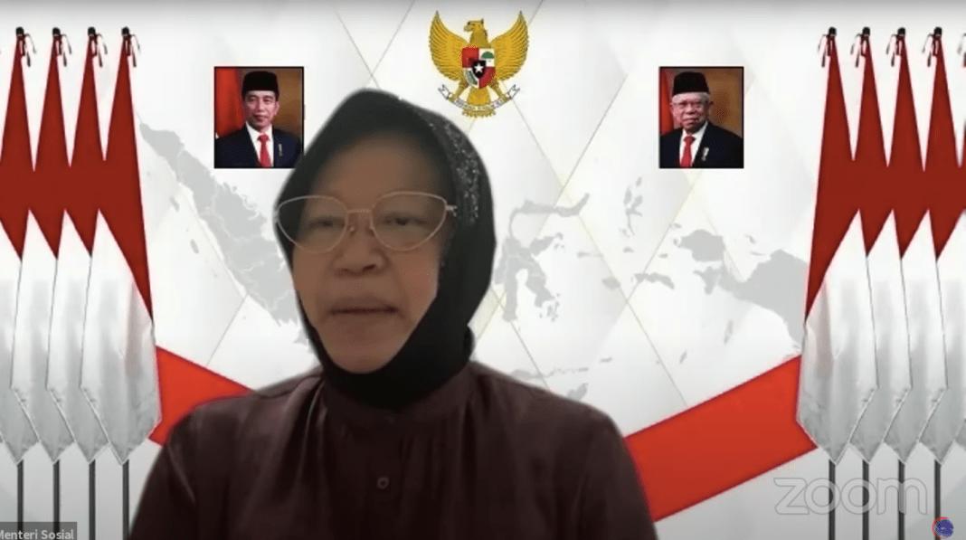 Kemensos Salurkan 2.010 Ton Beras untuk Pekerja Informal Terdampak PPKM Darurat