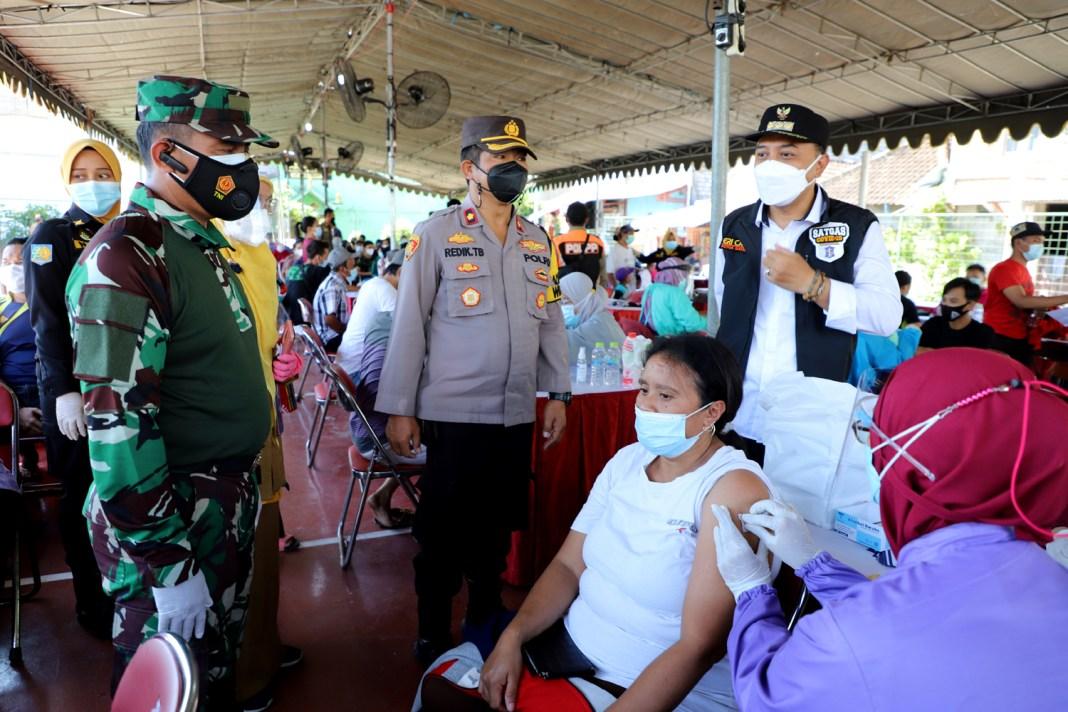 Surabaya Terapkan Standar Perawatan C19 bagi Warga Positif Rapid Antigen