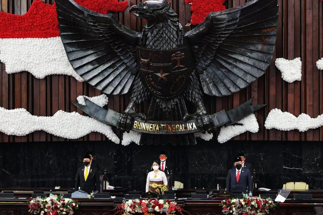 Wakil Ketua MPR Apresiasi Pidato Ketua DPD RI