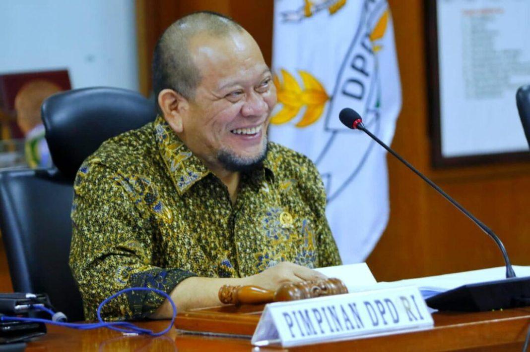 Sylviana Murni Kembali Terpilih Sebagai Ketua Komite III DPD RI