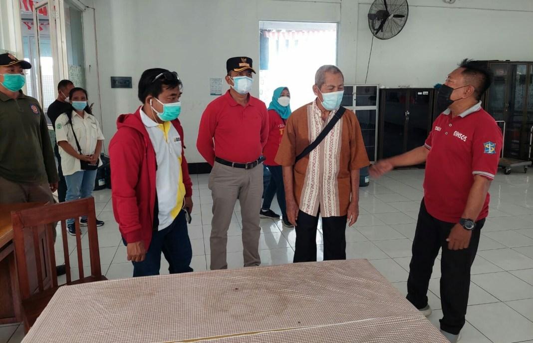 Pemkot Surabaya Wujudkan Harapan Kakek Ismail Tinggal di Griya Werda