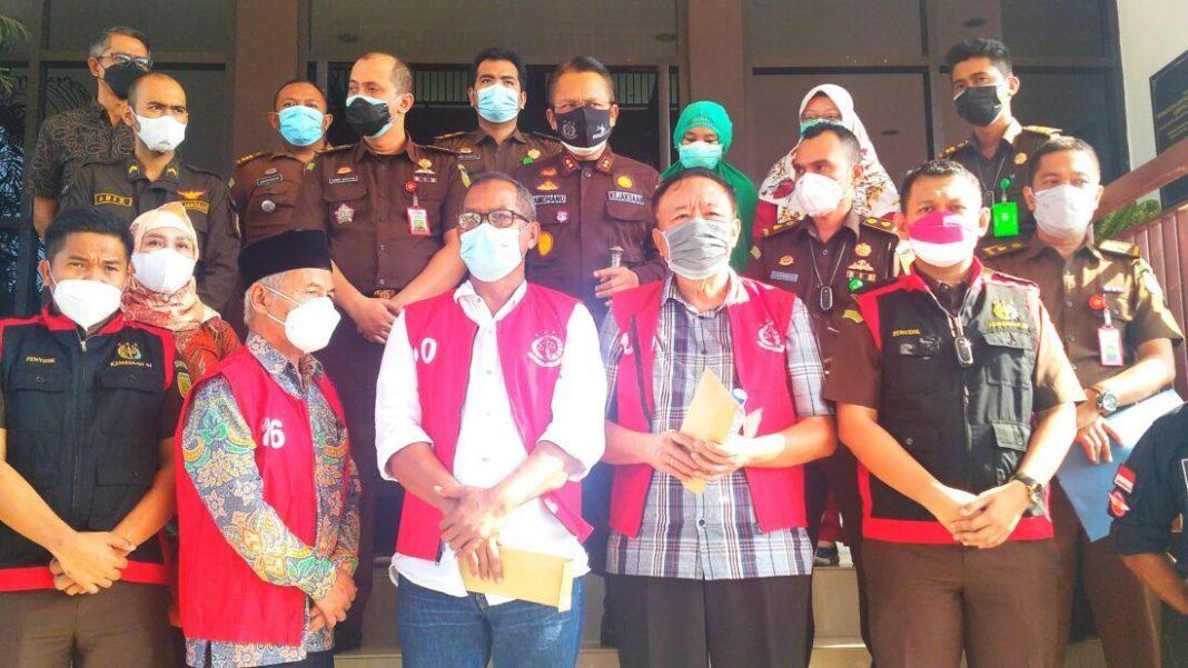 Tersandung Korupsi PKIS, Mantan Wabup Pasuruan Ditahan