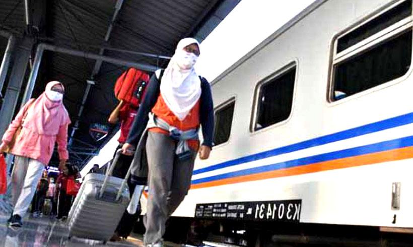 Daop 8 Surabaya Sesuaikan Jadwal dan Syarat Perjalanan Kereta