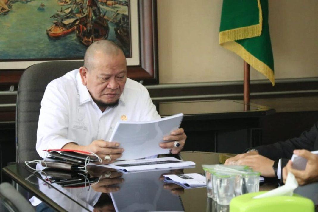 Tiga Kabupaten di Jatim Sukses Turun ke Level 1, LaNyalla Beri Apresiasi