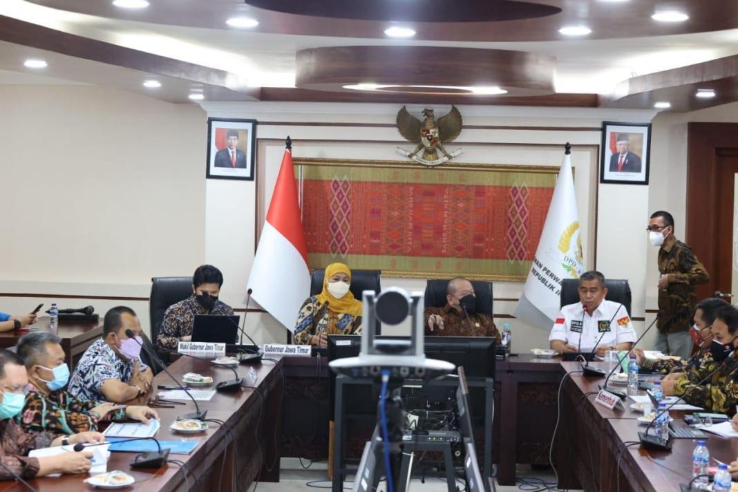 Difasilitasi Ketua DPD RI, Polemik Investasi Teluk Lamong Berakhir Happy