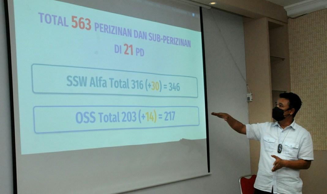 Diskominfo Luncurkan SSW Alfa Permudah Perizinan di Surabaya