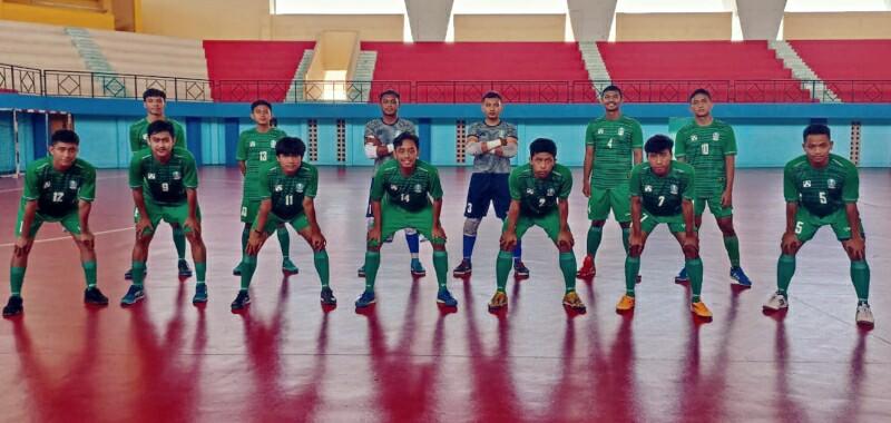 PON Papua, Tim Futsal Jatim Siap Lakoni Laga Perdana Lawan Sulsel