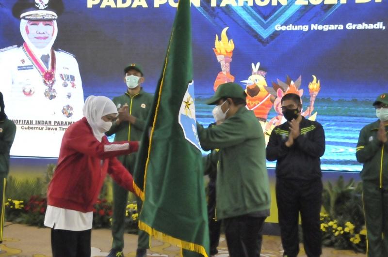 Meski Dana Minim, Jatim  Kejar Target 136 Emas PON di Papua