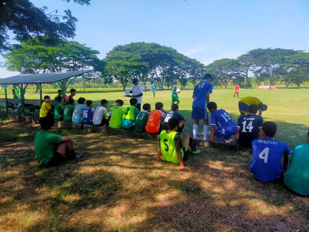 Askot PSSI Surabaya Seleksi Pemain untuk Porprov Jatim 2022