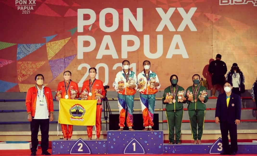 Perolehan Medali Sementara PON XX Papua, Jatim Urutan Tiga