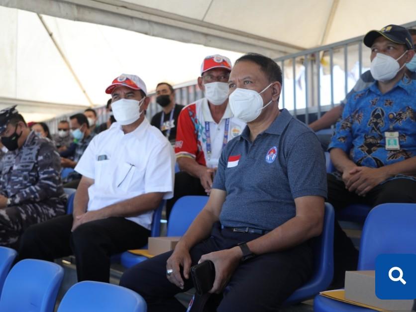 Ketua DPRD Papua Sampaikan Terimakasih Kepada Presiden Jokowi