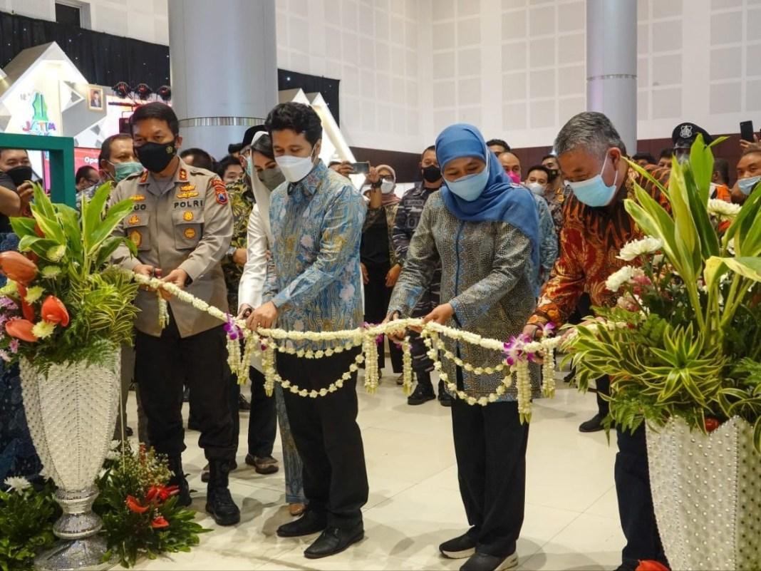 Jatim Fair Hybrid Meriahkan HUT Provinsi Jatim Resmi Dibuka
