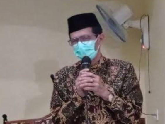 """Bupati Suprawoto :"""" Sudah Dapat Ijin Keluarga Makam (alm) Saleh Mulyono Akan Dipugar"""""""