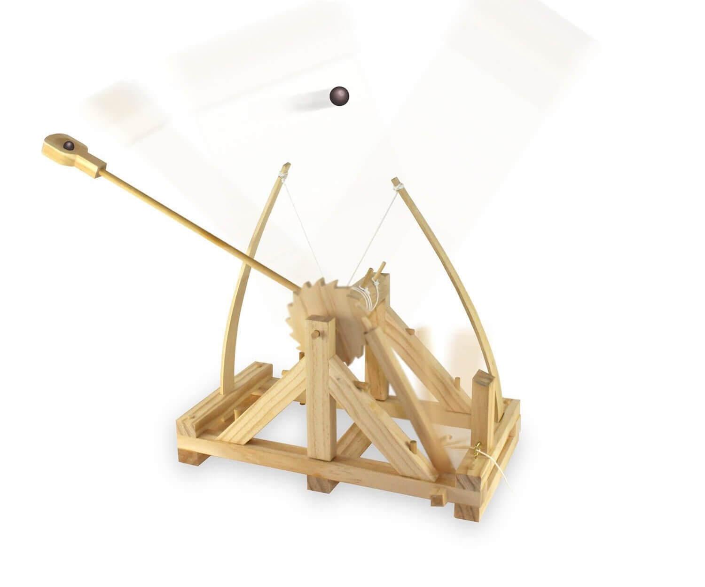 Holz Katapult