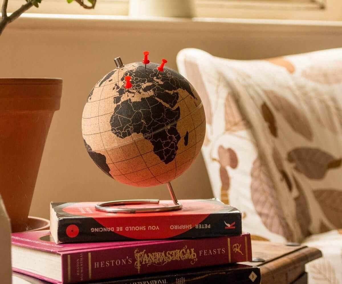 Kork Globus