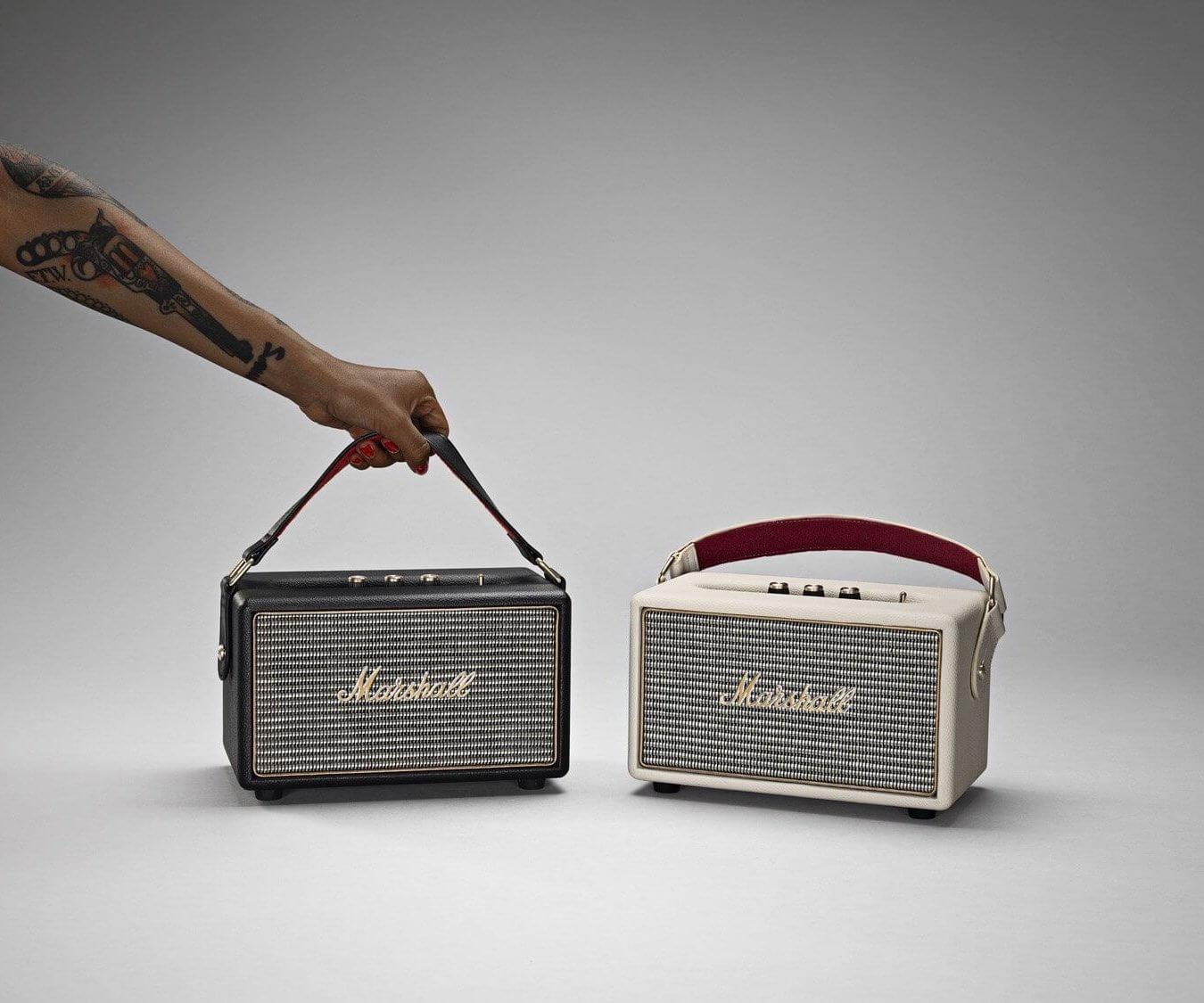 Stylischer Blutooth Lautsprecher