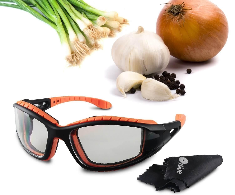 Zwiebelbrille Schutzbrille zum Zwiebel scheniden