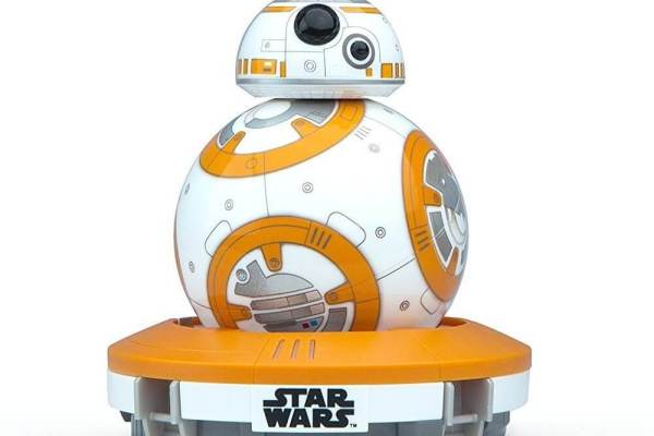 BB-8 Droid Titelbild Technik Must Have