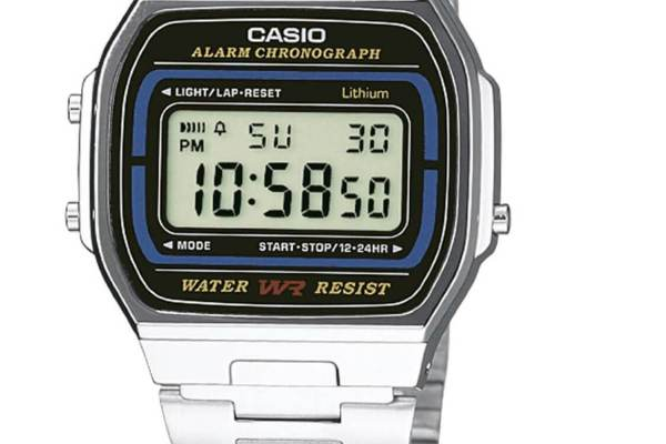Casio Retro Uhr - Geschenkidee für männer