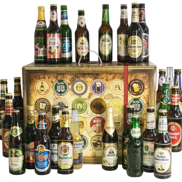 biere aus aller welt Bier von Überall