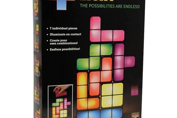 Tetris Lampe - Geschenke für Männer
