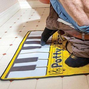 Toiletten Piano - Geschenkidee für Parter