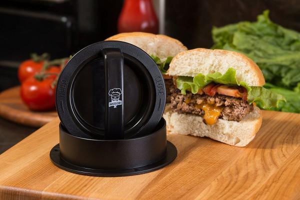 Gefüllte Burger Presse - Patties selber machen 2