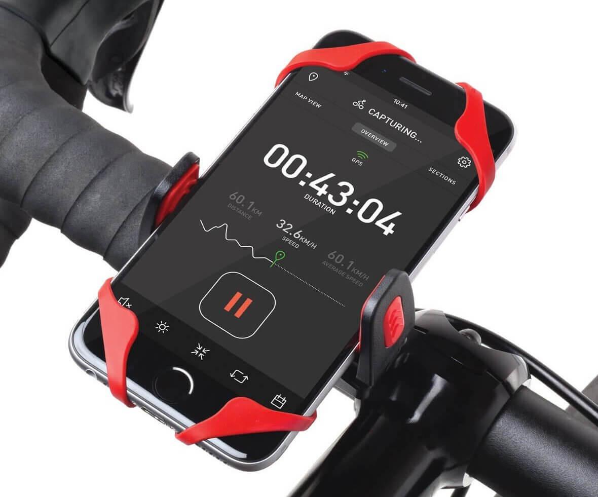 Fahrrad Handyhalterung - Motorrradhalterung für Handy